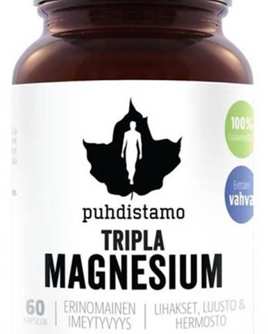 Puhdistamo Triple Magnesium (Horčík) 60 kapsúl