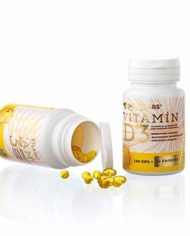 SmartLabs Vitamín D3 4000 IU 120 kapsúl