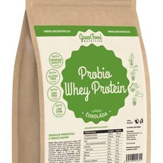 GreenFood Probio Whey protein 750 g variant: čokoláda