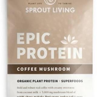 Sprout Living Epic proteín organic Coffee Mushroom 38 g
