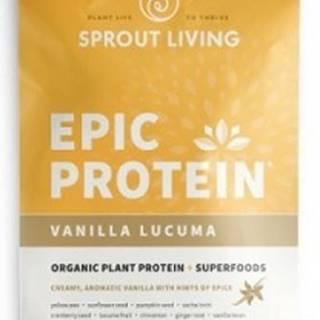 Sprout Living Epic proteín organic Vanilka a Lucuma 35 g