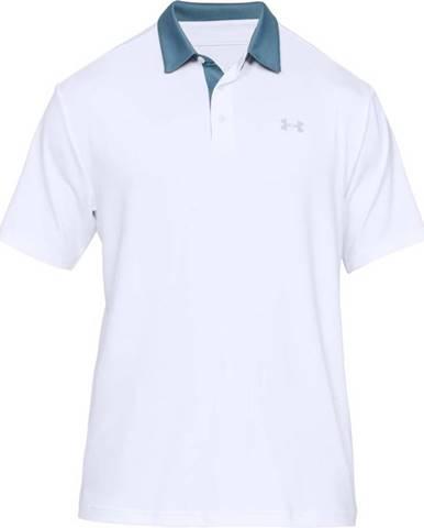 Pánske tričko Under Armour Playoff Polo 2.0 White - S
