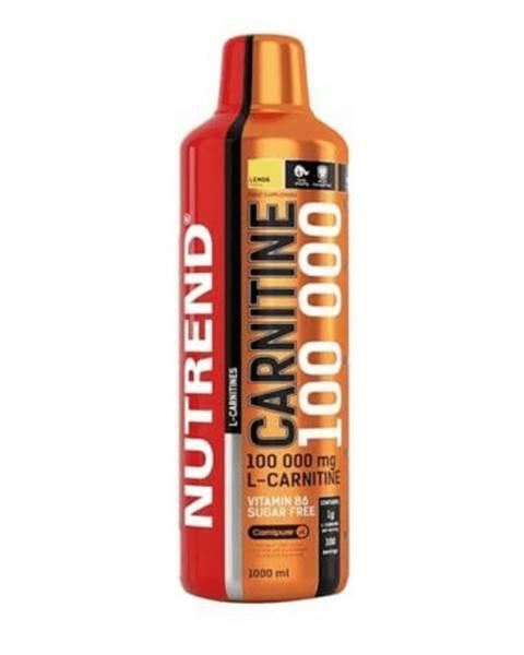 Nutrend Nutrend Carnitine 100000 1000 ml pomaranč