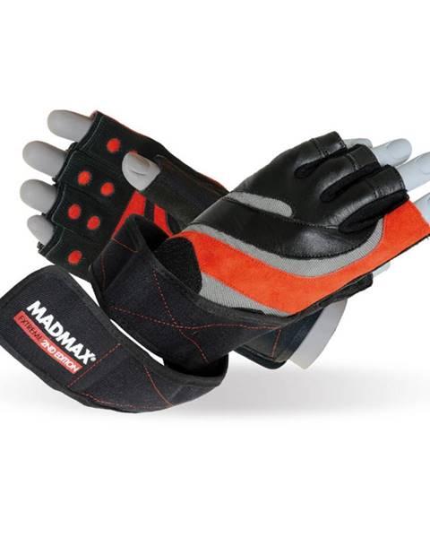 MadMax MADMAX Fitness rukavice Extreme 2nd Edition  M