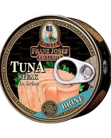 Franz Josef Kaiser Tuniak steak vo vlastnej šťave 170 g