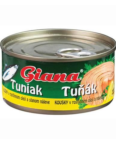 Giana Tuniak v rastlinnom oleji 185 g