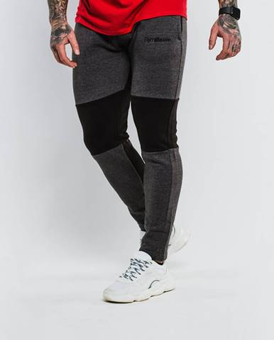 GymBeam Tepláky Flexin Grey  S
