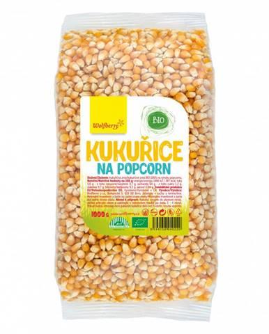 Wolfberry BIO Kukurica na popcorn 1000 g