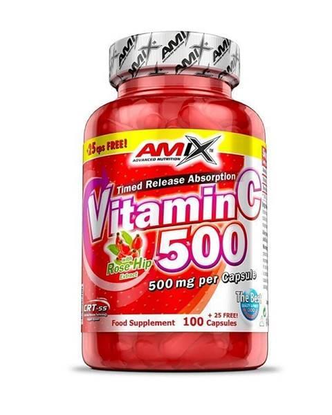 Amix Nutrition Amix Vitamin C 500mg