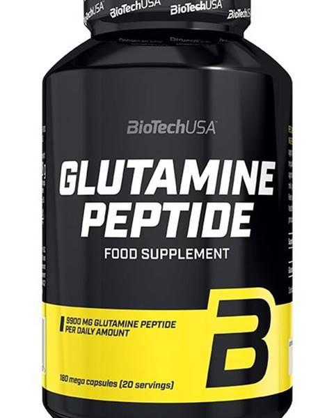 Biotech USA Glutamine Peptide - Biotech USA 180 kaps.