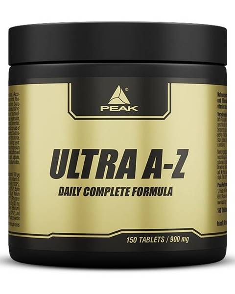 Peak Performance Ultra A-Z - Peak Performance 150 tbl.