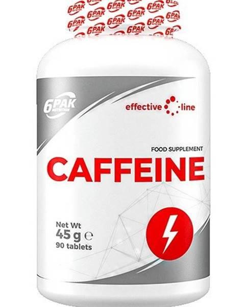 6PAK Nutrition Caffeine - 6PAK Nutrition 90 tbl.