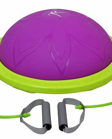 Balanční podložka LIFEFIT BALANCE BALL 60cm, fialová