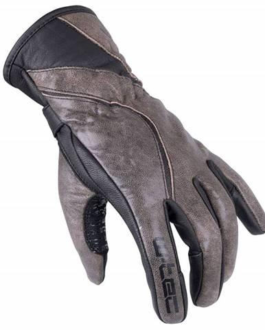 Dámske moto rukavice W-TEC Sheyla GID-16035 Farba hnedá, Veľkosť XS