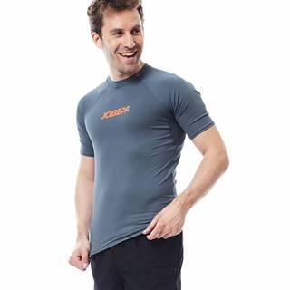 Pánske tričko na vodné športy Jobe Rashguard 7050 Farba biela, Veľkosť S