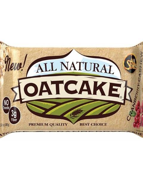 All Stars All Stars All Natural Oatcake 80 g mix bobuľového ovocia