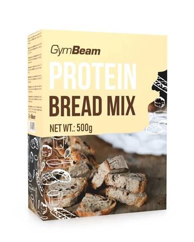 GymBeam Proteínový chlieb Protein Bread Mix 500 g prírodná chuť