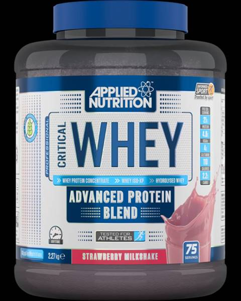 Applied Nutrition Applied Nutrition Critical Whey 900 g čokoládový milkshake