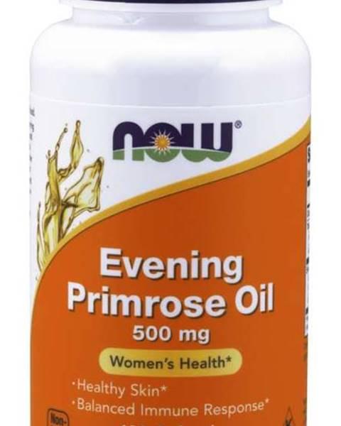 NOW Foods NOW Evening Primrose Oil Pupálkový olej 100 kaps.