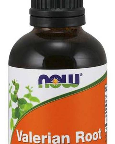 NOW Foods NOW Valerian Root kozlík lékarský 60 ml
