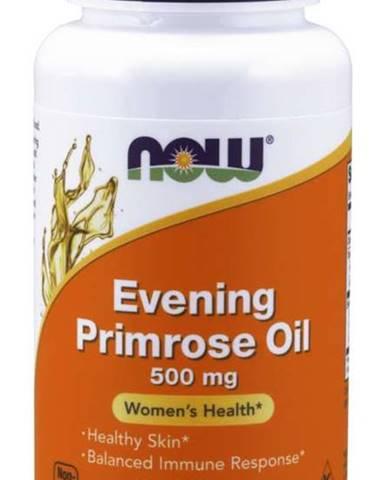NOW Evening Primrose Oil Pupálkový olej 100 kaps.