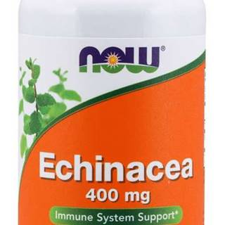 NOW Echinacea Třapatka 400 mg 100 kaps.