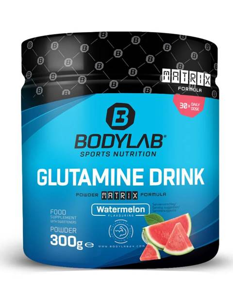 Bodylab24 Bodylab24 Glutamín Drink vodný melón