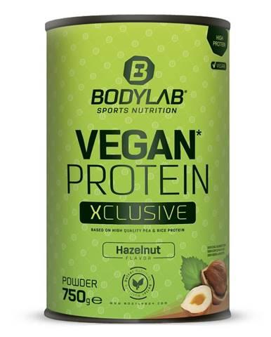 Bodylab24 Vegan Protein XCLUSIVE Line 750 g čokoláda