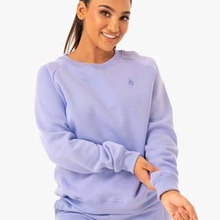 Ryderwear Dámska mikina Adapt Boyfriend Lavender  XS