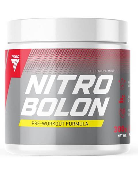 Trec Nutrition Nitrobolon Powder - Trec Nutrition 300 g Orange