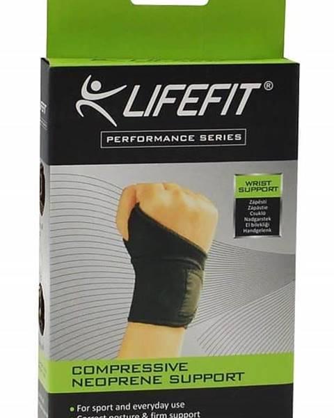 Lifefit Neoprenová Bandáž LIFEFIT BN802 Zápěstí s fixací palce