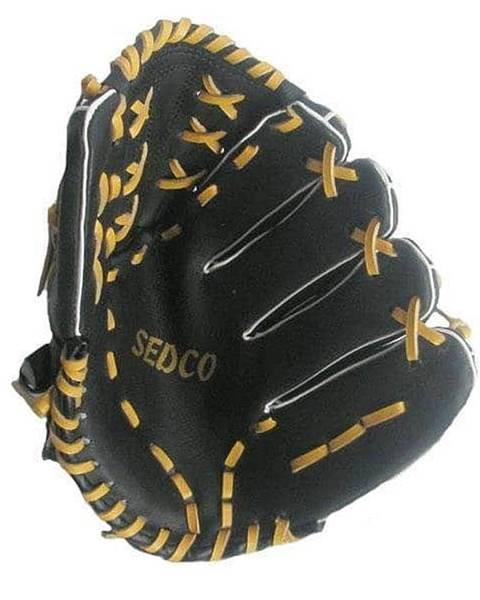 """Sedco Baseball rukavice DH-120 syntetická useň 12"""" Richmoral černá - Levá"""