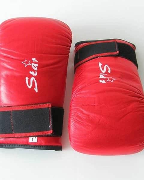 Sedco Box. rukavice pytlovky - červená XL