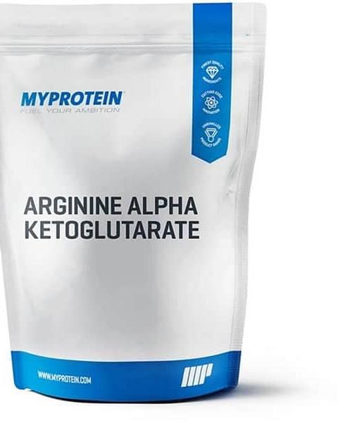 MyProtein MyProtein Arginine Alpha Ketoglutarate Hmotnost: 250g