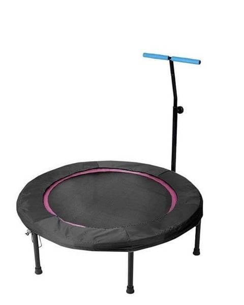 Sedco Trampolína SEDCO fitness s madlem kruhová 110 cm - Růžová