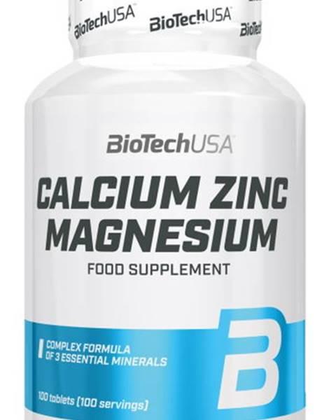 Biotech USA Biotech Calcium Zinc Magnesium 100 tabliet
