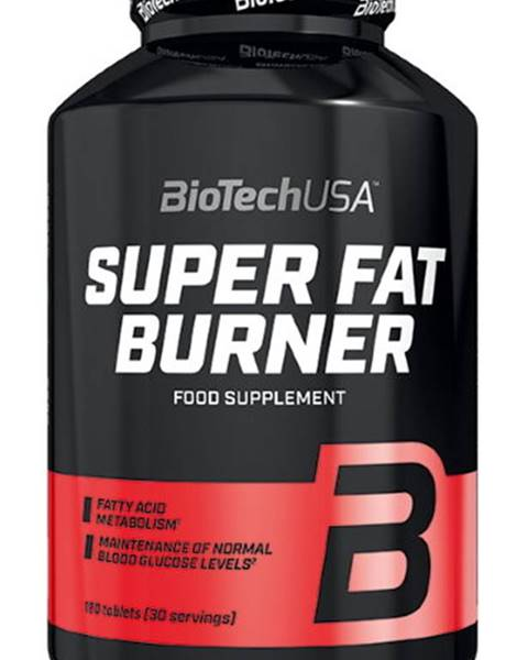 Biotech USA Biotech Super Fat Burner 120 tabliet