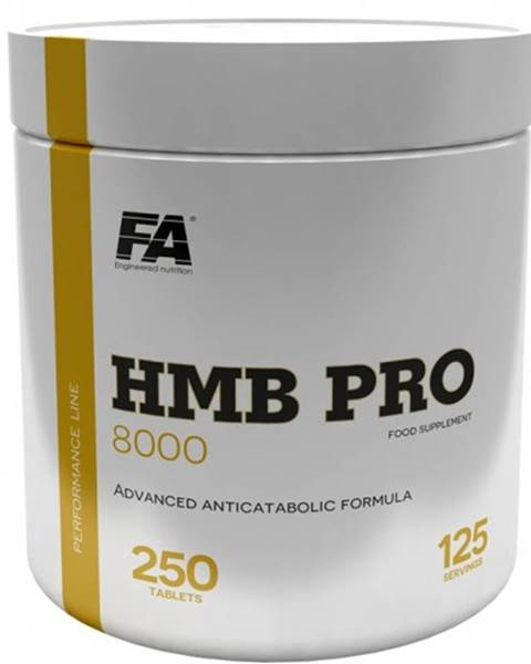 Fitness Authority Fitness Authority HMB Pro 250 tabliet