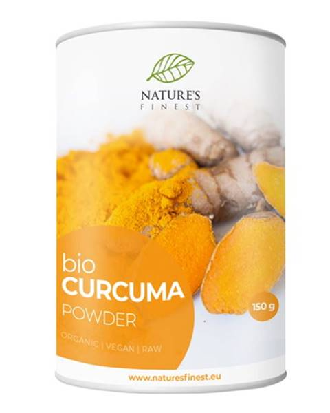 Nutrisslim Nutrisslim BIO Curcuma Powder 150 g