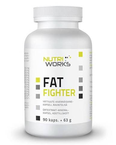 Nutriworks Fat Fighter 90 kapsúl