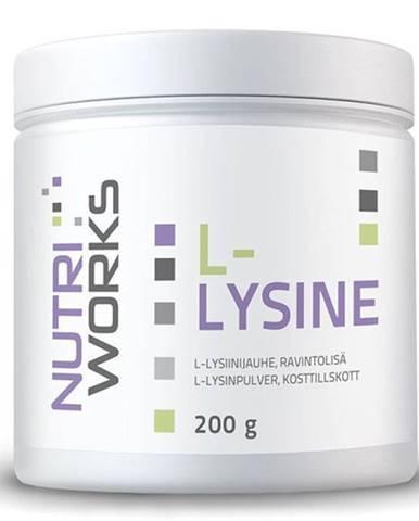 Nutriworks L-Lysine 200 g