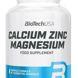 Biotech Calcium Zinc Magnesium 100 tabliet