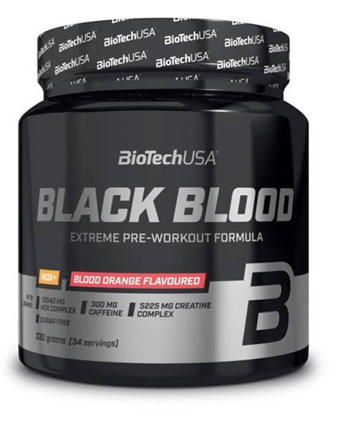 Biotech USA BioTech USA BioTech Black Blood NOX+ 300 g variant: červený pomaranč