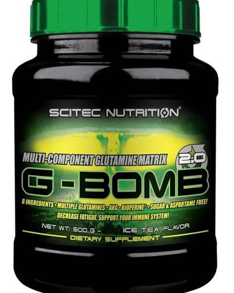 Scitec Nutrition Scitec Nutrition Scitec G-Bomb 2.0 500 g variant: ľadový čaj