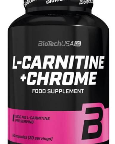 Biotech L-Carnitine + Chrome 60 kapsúl