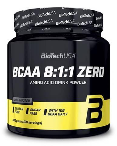 BioTech USA BioTech BCAA 8:1:1 300 g variant: bez príchuti