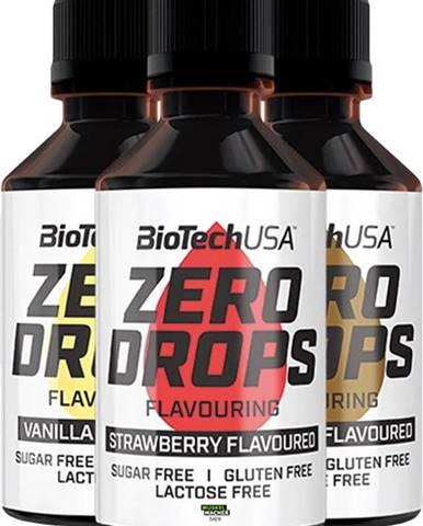 BioTech USA BioTech Zero Drops 50 ml variant: banán