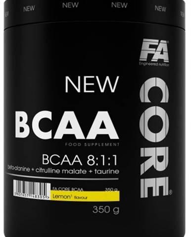 Fitness Authority BCAA Core 8:1:1 350 g variant: citrón
