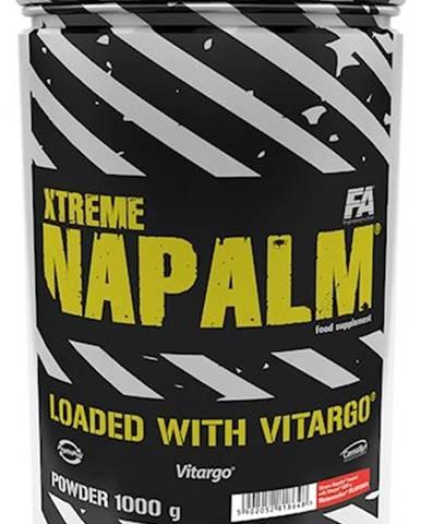 Fitness Authority XTreme Napalm Vitargo 1000 g variant: ananás - kiwi