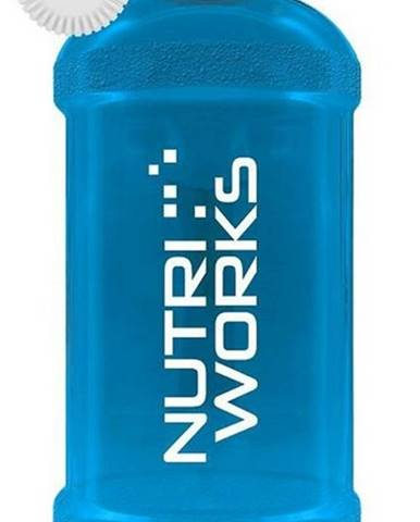 NutriWorks Barel na vodu 2200 ml variant: ružová